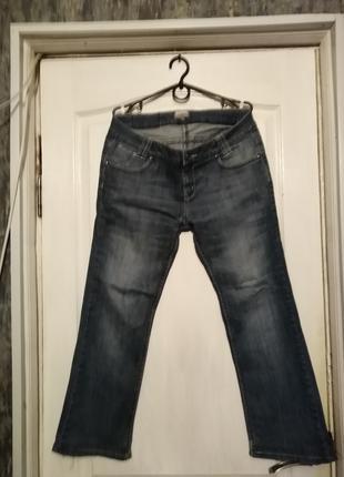 Мужские джинсовые бриджи Blaxckbox