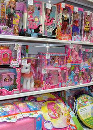 Продавец в магазин детских игрушек