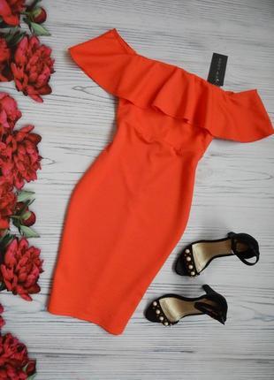 Нарядное, нежное платье от new look. размер s.