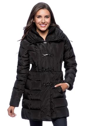 Брендовая зимняя куртка jessica simpson натуральный пух