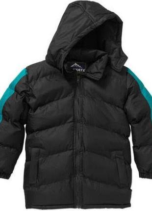 Качественная теплая куртка climate concepts америка