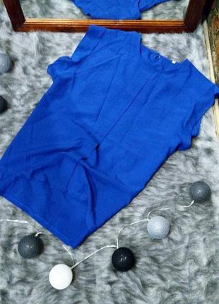 Блуза топ кофточка с акцетными рукавами