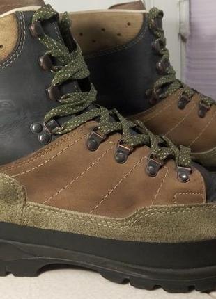 Ботинки мужские треккинговые lowa trekker