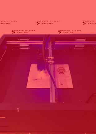 Лазерный гравер Станок для резки ЧПУ Диод 5,5 Вт/50см*45см0000000