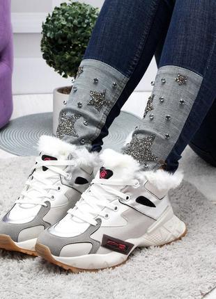Стильные зимние кроссы