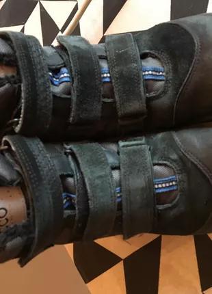 Зимние ботинки ECCO 34р 800 грн