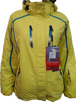 Куртка женская горнолыжная Snow Headquarter