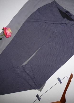 Трикотажные брюки, высокая талия