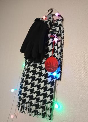 Набір(шарф та рукавиці)