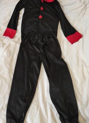 Новогодний костюм фокусника 6-8 лет