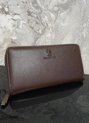 Стильный,мужской клатч - кошелёк - портмоне