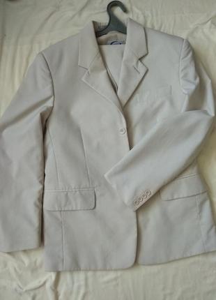 Мужской костюм тройка✓✓ 48 розмер