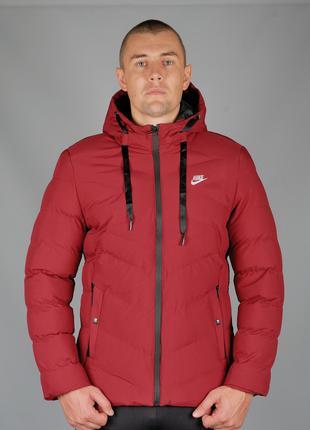 Зимняя спортивная куртка Nike (Nike-R-8016-3) L