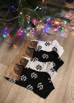 #розвантажуюсь набор носков 42-45 размер носки низкие спорт