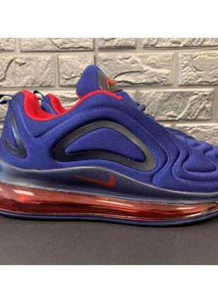 Nike air max 720 blue, найк аир макс 720