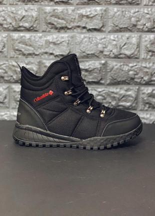 Термо-ботинки columbia!невероятно тёплые!распродажа-70%