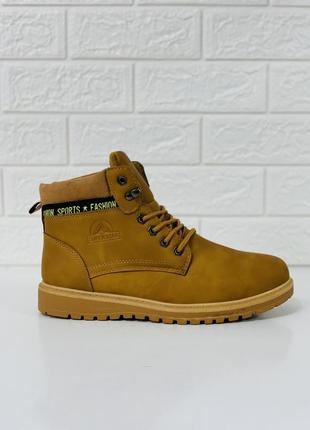 Timberland! мужские тимберленд! зимние ботинки! нубук! распрод...