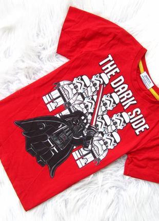 Стильная футболка bhs star wars