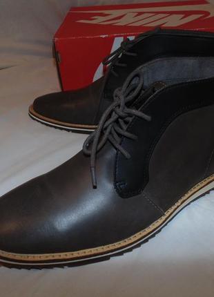Ботинки туфли челси натуральная кожа guess оригинал размер 43 ...