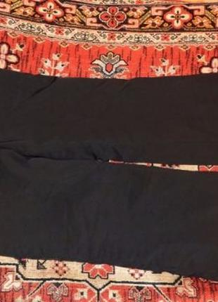 Термо-брюки,тёплые женские брюки на флисе STELLA 46р-р .