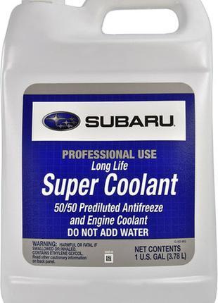 Антифриз Subaru Super Coolant Long Life 3.785л SOA868V9270