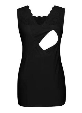Кружевной топ блуза для кормления грудью одежда для беременных...