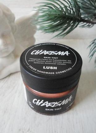 Тинт для кожи lush charisma skin tint, привезен из германии