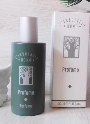 L'erbolario lodi uomo profumo - мужская парфюмированная вода 5...