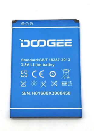 Аккумулятор (АКБ, батарея) Doogee X3 (Li-ion 3.7V 1800mAh)
