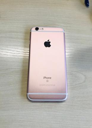 Iphone 6S 16Gb Rose Gold NeverLock