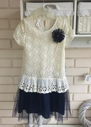Нарядное платье memory 8лет