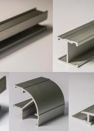 Алюминиевые профили для торговых офисных панелей экспопанелей