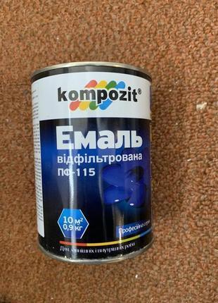 Эмаль Kompozit