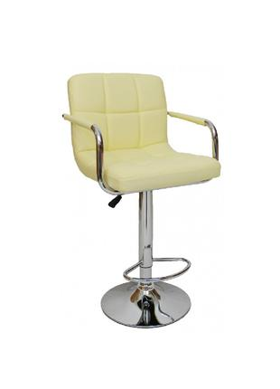 Барный стул хокер B-628-1 бежевый