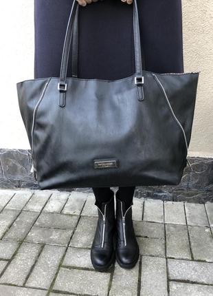 Большая вместительная сумка david jones