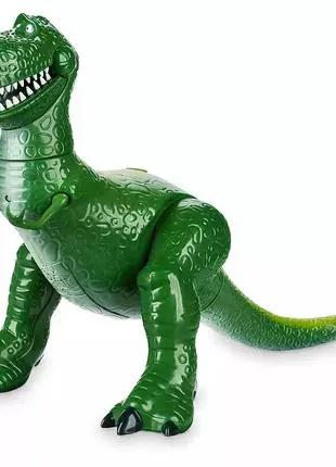 Говорящая игрушка динозавр Рекс - История игрушек Disney