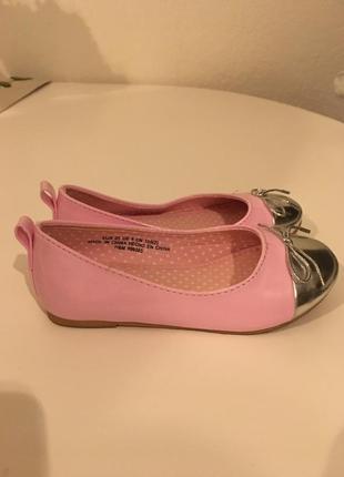 Нарядные туфли h&m 25 размера
