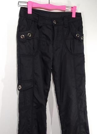 Спортивные мужские штаны размер 29