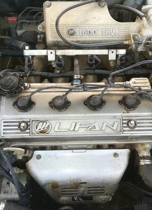 Двигун від Lifan 520 Breez 1.6