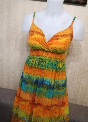 Сарафан платье в пол размер м