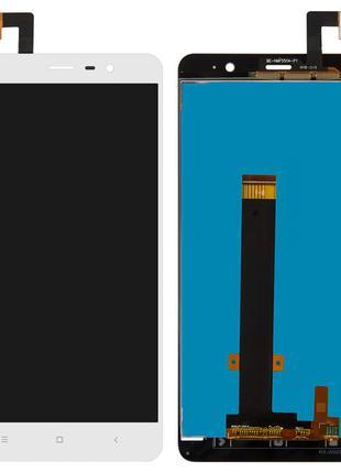 Дисплей Xiaomi Redmi Note 3 / Redmi Note 3 Pro с сенсором белый