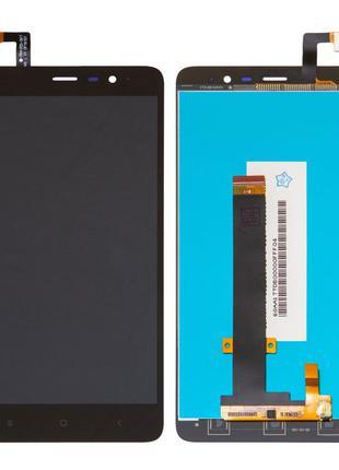 Дисплей Xiaomi Redmi Note 3 / Redmi Note 3 Pro с сенсором черный
