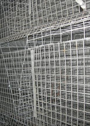 Клетки для кроликов на 6-8 голов, отличное качество с поением