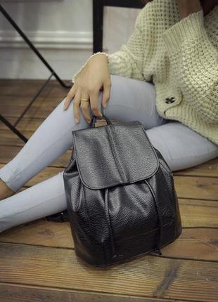 3-158 стильний рюкзак молодіжний місткий стильный рюкзак молод...