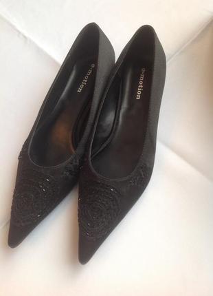 Абсолютно новые туфли e_motion, 38 размер, длина стельки 24,3 ...
