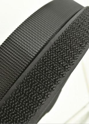 Липучка улучшенного качества с мягкими петлями пришивная   2 см
