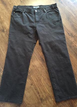 Котоновые брюки большого размера 50-52.
