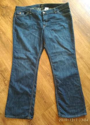 Качественные джинсы большого размера 28uk, наш 60-62.