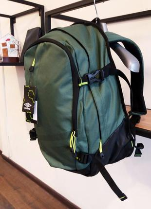 Новый оригинальный мужской рюкзак umbro - топ качество!!!