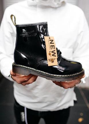 "Женские ботинки ❤ dr.martens classic ""black"""